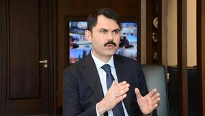 Bakan Kurum açıkladı: 15 bin vatandaşın sorunu çözüldü