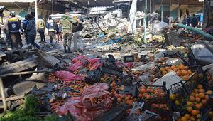 Afrinde bombalı saldırı