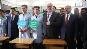 Antalyada yüksek gerilim laboratuvarı kuruldu