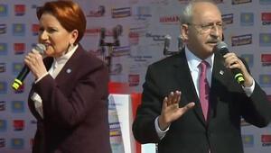 CHP ve İYİ Partiden Aydında ortak miting