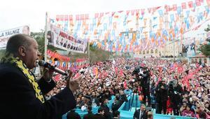 Son dakika Cumhurbaşkanı Erdoğandan Mardinde önemli mesajlar