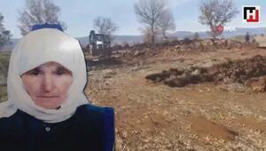 5 yıldır kayıp olan Hacer Cengizin cesedinin yerini torunu gösterdi