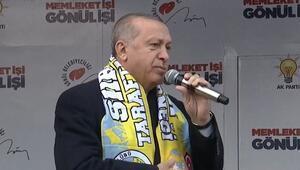 Son dakika Cumhurbaşkanı Erdoğandan Siirtte çarpıcı sözler