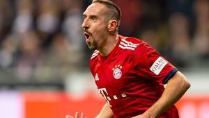 Galatasarayın listesinde olan Ribery için resmi görüşme
