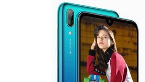Huawei Y7 (2019) ortaya çıktı Fiyatı ise...