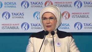Emine Erdoğan: 2023e kadar kadınların iş gücüne katılım oranında hedefimiz yüzde 41