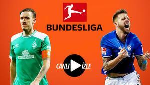 Bremen-Schalke CANLI YAYINDA iddaanın favorisi ise...