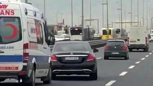 Türkiyenin konuştuğu trafik magandası ile ilgili yeni gelişme