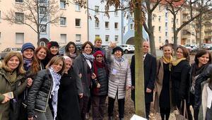 Türk meşesi Almanya'da barış ve kardeşliğin simgesi olacak