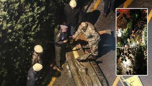 Çekmeköy'deki helikopter kazasında FETÖ ihtimali de araştırılıyor