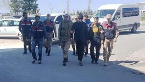 Şanlıurfada 1i canlı bomba eğitimi alan 3 DEAŞlı yakalandı