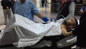 Tartıştığı liselinin bıçakladığı genç, ağır yaralandı
