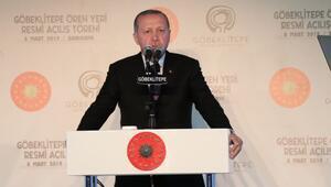 Cumhurbaşkanı Erdoğan: Bu görüntüler dünya kamuoyuna tesir edecek