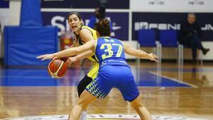 Fenerbahçe, FIBA Kadınlar Avrupa Ligine veda etti