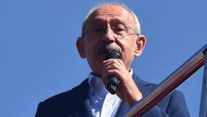 Kılıçdaroğlu, Dalamanda konuştu