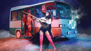 Kadın minibüsçü olur mu Evet, olur