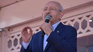 Kılıçdaroğlu, Marmariste konuştu