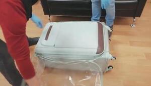 Atatürk Havalimanında şok Kayıp valizin içinden çıktı...