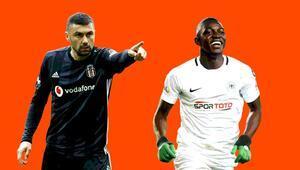 iddaada oran değişimi Beşiktaş-Konyaspor maçında...