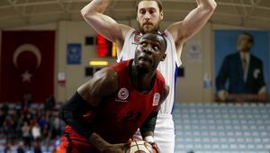 Gaziantep Basketboldan Arel Üniversitesine fark
