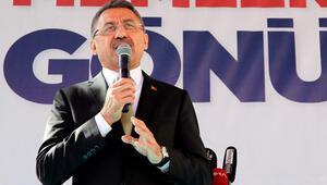 Fuat Oktay: Türkiye yeni bir şahlanışın, dirilişin eşiğindedir