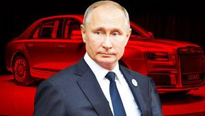 Putine özel araç üretiyordu... Şimdi Avrupaya açılıyor