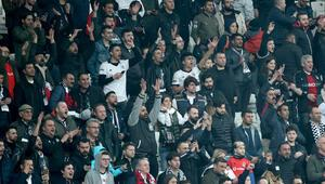 Vodafone Park'ta gol anonsları Serap Öztürk'ten