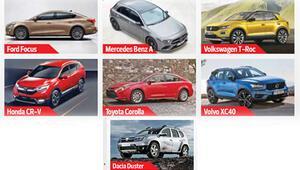 Yılın otomobili bu 7 modelden biri olacak