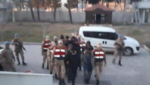 Sivasta 5 düzensiz göçmen yakalandı