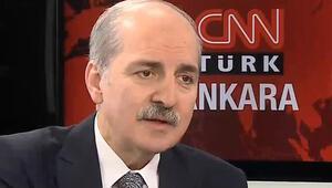 Numan Kurtulmuş canlı yayında anlattı… İşte Ankara'da son durum