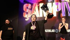 Türkiye'nin kadınlara özel ilk espor etkinliği yapıldı