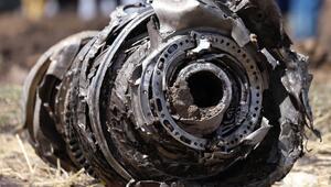 Son dakika... Düşen Etiyopya uçağının karakutusu bulundu