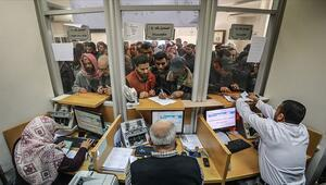 Katardan Gazzeli 55 bin aileye para yardımı