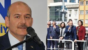 """İçişleri Bakanı Soylu: """"HDP, PKK'nın siyasi koludur"""""""