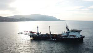 TürkAkımda Kıyıköy alım terminalinin yüzde 50si tamamlandı