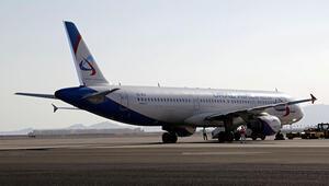 Son dakika... Rus uçağında bomba paniği