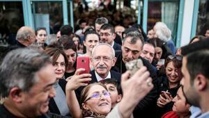Kılıçdaroğlu, Gaziosmanpaşada konuştu