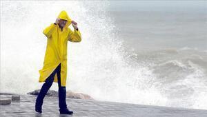 Meteorolojiden kuvvetli yağış uyarısı Son dakika hava durumu tahminleri