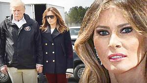 Melania Trump'ın dublörü mü var