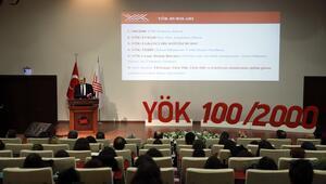YÖK Başkanı Saraç: Amacımız, doktoralı insan kaynağı oranını artırmak