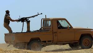 Deyrizorda YPG/PKK-DEAŞ çatışması