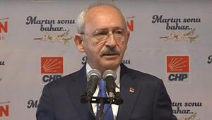 Kemal Kılıçdaroğlu'ndan Mudanyada önemli açıklamalar