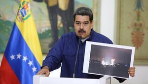 Venezueladaki elektrik kesintilerine ilişkin 2 kişiyi yakaladık