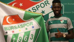 Bursasporda Allano Lima kadro dışı bırakıldı