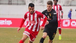 Boluspor play-off iddiasını sürdürmek istiyor