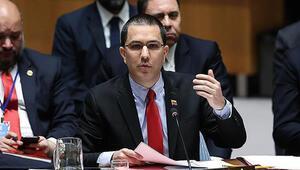 Venezueladan ABDli diplomatlara 72 saat süre
