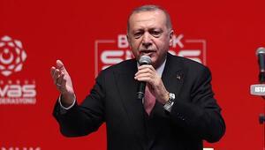 Cumhurbaşkanı Erdoğan: Onlar anketlerle seçim falı açarken...