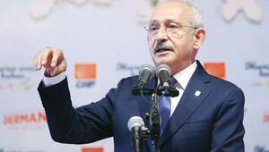 Kılıçdaroğlu: Fakirin hakkı için sosyal devlet