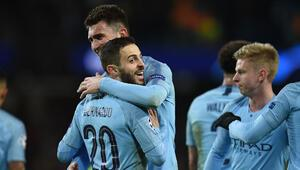 Manchester City Schalkeye fırsat vermedi: 7-0