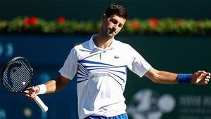 Djokovic ve Osaka, Indian Wellse erken veda etti